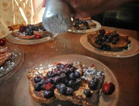 Vegan Breakfast, Black Sheep Inn and Spa