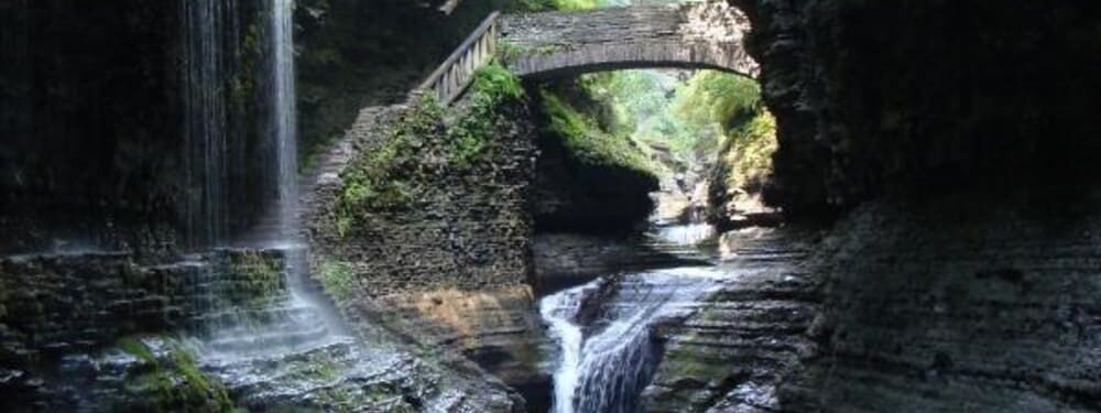 Waterfalls in the Finger Lakes, Black Sheep Inn and Spa