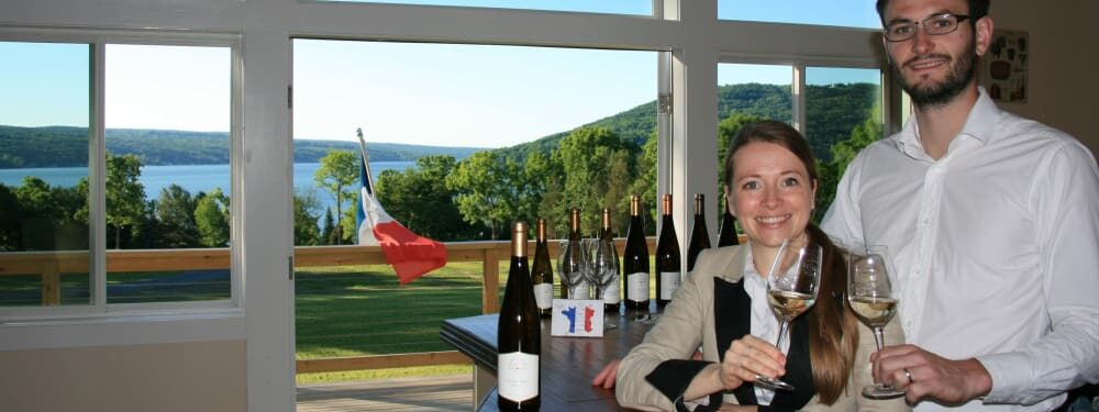 Partner Spotlight on Domaine LeSeurre Winery, Black Sheep Inn and Spa